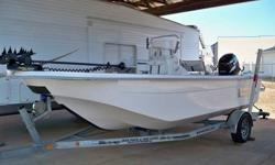 2008 CAROLINA SKIFF 198 DLV .115 HP SUZUKI 4-STROKE .WESCO SINGLE AXLE TRAILER .MINN KOTA CO-PILOT TROLLING MOTOR WITH FOOT CONTROL & REMOTE .LOWRANCE 522i COLOR SONAR/GPS .KEEL GAURD .-OTHER FEATURES:FLIP-FLOP COOLER SEAT.FRONT CUSHION SEAT.STORAGE HATCH