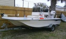 2008 Dargel 170 Skout the ultimate shallow water boat that handle the bigger bays no problem, loaded out, Bobs jackplate,Lowarance X25 Gps and depth w/temp,Power Pole for easy anchoring ,galvanized trailer , Kenwood stereo, Compass ,Motorguide wireless