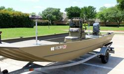 WE MAKE SURE THAT EVERY BOAT WE SELL IS MECHANICALLY SOUND. YOU CAN BID WITH CONFIDENCE. WE ARE LOCATED IN DALLAS, TEXAS. GUARANTEED THAT THIS BOAT HAS NO SALVAGE/ACCIDENT OR FLOOD HISTORY. GUARANTEED GOOD CLEAN CLEAR TITLES TO BOAT ENGINE AND TRAILER.