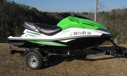 2008 KAWASAKI JET SKI ULTRA 250X WATERCRAFT. THIS JET SKI IS USED BUT NEW. NOT AFRAID TO TAKE A LOT OF PICTURES. ADULT DRIVEN 3 HOURS ONLY NOT A SCRATCH ON IT OR DUST. I DID NOT WASH IT BEFORE TAKING PICTURES.OVER 70 MPH MACHINE START PERFECT, JUST A 4