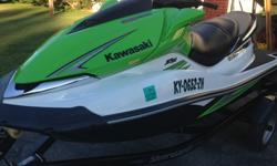 2008 Kawasaki ultra 250x jet ski.Jet ski was purchased new in 2010 and has been garage kept. Never any problems and extremely powerful. This machine is supercharged and produces 250 H.P. It only has 63 hours on the ski and comes with trailer. Looking to