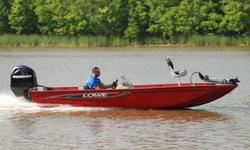 SUPER MINT 2008 Lowe 190 Stinger edition aluminum bass boat. This one owner boat is in Excellent condition, and shows to have been hardly used. Boat has always been garage kept. ONLY 18 HRS ! ! !48 MPH ! ! ! EXCEPTIONAL CONDITION ! ! ! Hull:overall