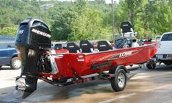 Pictures ,nice,day SUPER MINT 2008 Lowe 190 Stinger edition aluminum bass boat. This one owner boat is in Excellent condition, and shows to have been hardly used. Boat has always been garage kept. ONLY 18 HRS ! ! !48 MPH ! ! ! EXCEPTIONAL CONDITION ! ! !
