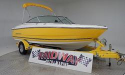 Exceptionally clean!! This has been well maintained and has been professionally careWe have the largest selection of very clean used Boats in the Northwest! Check our web site before buying your boat! We deliver to all 48 states and Canada! All boats are