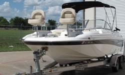 ,.,,,2008 NAUTIC STAR 222 DC FISH AND SKI deck boat. This boat will guarantee a few double takes from its onlookers. Her low, and sleek design really sets her apart from other boats her size. It is a spacious boat that can seat up to 10 people!!! The 222