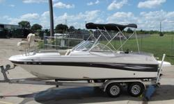,,,,,,,2008 NAUTIC STAR 222 DC FISH AND SKI deck boat. This boat will guarantee a few double takes from its onlookers. Her low, and sleek design really sets her apart from other boats her size. It is a spacious boat that can seat up to 10 people!!! The