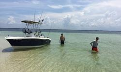 2008 NauticStar CC; 1900 Offshore Fishing Boat, Yamaha 4-stroke 115 HP with trailer. No sure of the hours but starts on the first try. Cold Compression test was 1XX,XXX,XXX,XXX when completed NOV 2014.This boat is in great condition. New keel guard. Just