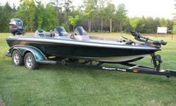 up for sale is a beautiful 2008 ranger 520vx comanche 40th anniversery edition bass boat with matching dual axle trailer installed with trailer buddy disk brakes,surge brakes and cool hub trailer bearings. It also has ranger buckles to help hold the boat