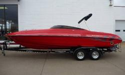 Year: 2008Make: ReinellModel: 240 LSTrim: Engine: 8-CylinderVolvo Penta 5.7GXiTrans: AutomaticFuel: GasolineColor: RedInterior: Red / WhiteMiles: Call or EmailVIN: RNA40139G708Stock #: 4334Body Style: BoatCondition: NewCategory: Boat for saleVehicle