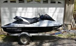 2008 Sea-Doo RXP-X built to IJSBA Open Class spec. Ski has 91 hours on it total and will go up as the season is starting. The whole bottom end of the motor was completely redone at 83 hours the end of last summer. Has new oem crank, gaskets, bearings, new