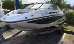 LIKE NEW condition and has been covered as well as having winterized and annual servicing at certified dealerships, even though it has little to no hours on it. Seats and interior are spotless without any wear and tear as well as bimini top. Less than 25