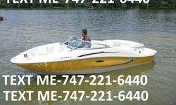 Well maintained with service records, originally purchased used in 2009 as boat rental with 625hrs currently has 675hours (all fresh water use). Recently serviced by certified Mercruiser shop for annual maintenance, new propeller, and minor hull dings.