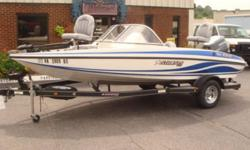 2008 STRATOS 476 SF-----SKI & FISH----115 HP YAMAHA-2 STROKE----MINNKOTA TROLLING MOTORTRIM:COLOR: WHITE/BLUE1 Owner Garage Kept Excellent Condition* Convertible Top New Never Installed* Boat Cover* New Battery* All Coast Guard Accessories* Very Gently