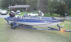 I'LL RESPOND ONLY THROUGH PHONE SO PLEASE LEAVE ME YOUR NUMBER. THANKS! EXTRA CLEAN 2008 BASS TRACKER 175TXW ALL WELDED ALUMINUM PRO TEAM SERIES 50HP MERCURY HAS BEEN IN STORAGE FOR 5 YEARS AND ONLY HAS 20 HOURS ON IT. I'LL RESPOND ONLY THROUGH PHONE SO