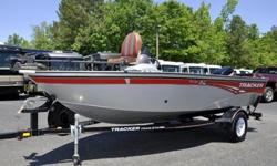 This Aluminum Boat Has A Nice V Hull And Is Well Powered By A Mercury 50 ELPTO Linked To An Aluminum Prop!!! She Has An Open Layout That Is Great For Fishing!!! The Helm Offers A Removable Chair To Fit Any Position On The Deck, Gauges, And Drive