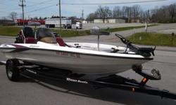 I am selling a 2008 Triton Bass Boat, that is in Really Good Condition. The boat has an On-Board depth finder, High powered Trolling motor, cover, etc... The boat is equipped with a 90 HP Mercury Outboard motor that runs REALLY well.The trailer is