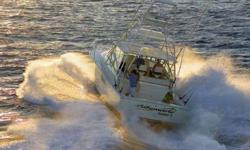 C-9 CAT's 575 HPUpdated ElectronicsOUR TRADE!! BRING OFFERS or TRADES!!Designed to be a flat-out fishing machine that is nimble enough to be managed by a crew of two, the 360 Express Fisherman comes with an exhaustive list of standard high-quality,