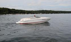 2009 Cobat 210 was part of the Gordy's Rental Fleet and comes in sport candied red with options including: dual battery switch, bow tonneau cover in knock out red, cockpit tonneau cover in kockout red. No trailer included but one can be ordered for a