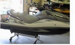 2009 KAWASAKI Jet Ski Ultra 260LX, THE ULTIMATE TOURING PERSONAL WATERCRAFT. Commanding horsepower, luxurious accommodations. Watercraft riders seeking rock-steady stability, powerful acceleration and all-day comfort from a personal watercraft need look
