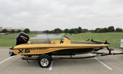2009 TRACKER NITRO X-5 COMPETITION SERIES2009 MERCURY MARINE 90 HP INJECTED ENGINE2009 TRACKER TRAILERRARE COLOR COMBOONE OWNER AND VERY WELL MAINTAINEDCOMPRESSION TESTED WITH 118/120/120 PSI ON ALL CYLINDERSEVERYTHING WORKSLARGE LIVEWELLTONS OF