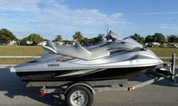 This is a great looking 2009 Yamaha VX Cruiser . This ski is in clean condition with only 82 hrs . Also , this ski has just been serviced by our dealership and is backed by our 30 day limited warranty as well as being eligible for extended coverage . Come