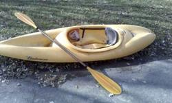 Budweiser Kayak & Paddle for sale! Free delivery in metro area. Please call 612-385-4481 thanksListing originally posted at http