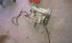I have a good working OMC trans out of a 1986 Cobia boat. Was behind a 2.5 4 cly worked fine when I pulled it. Asking $200. Call/txt 502 472 5829Listing originally posted at http