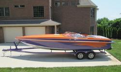 Year: 2010Use: Fresh Water Make: CheckmateEngine Type: Single Inboard/Outboard Model: 300 ConvincorEngine Make: Mercury Engine Type: performanceEngine Model: 496HO Length (feet): 29.8Primary Fuel Type: Gas Beam (feet): 8.3Fuel Capacity (Gallons): 151-200