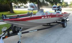 2010 Boat/motor/TrailerJust took to shop for checkup, maintenance, and new cranking battery. Clean bill of health.Breakaway tongue on trailerLess than 10 hours. Can have meter read at shop for serious buyers.Mercury 60hp 4 stroke motor runs great.Live