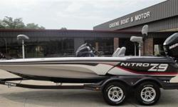 2010 Z9 Nitro used but not trashed. Im original owner. I purchased it new. It still has a year of warranty left on mercury engine. I'm a mechanic so its been well maintained. The only reason I'm getting rid of this boat is because I bought a new one. This