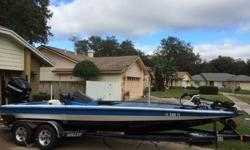 "???????IF YOU HAVE INTEREST IN BUYING PLEASE REPLY WITH YOUR CELL PHONE# AND I CALL OR TEXT BACK FAST!!!????????2011 Bullet Bass Boat 21'10"" 225 OptiMax, Duel Power Pole Anchors, +electronics 21.9""?Year : 2011?Make : Bullet?Model : 21XRD?Length (feet) :"