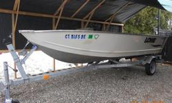 2011 Lowe 1467WT SC with 2011 Mercury Prokicker with powertilt. Comes with Karavan trailer and fishfinder. I am getting rid of this boat because I am getting a bigger one.I bought the boat new for $8000 and am selling it for $4000. The engine has a