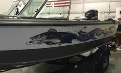 ? ? ? ?????IF YOU HAVE INTEREST IN BUYING PLEASE REPLY WITH YOUR CELL PHONE# AND I CALL OR TEXT BACK FAST!!!?????? ? ? ?2011 Lund Tyee 1850 with a Mercury Verado 150 with less than 80 hours on it. 9.9 Mercury Kicker..both engines run off the same gas