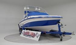 Super clean, low use 21 footer!! The Reinell 207 is one of Reinell's best selling models! Great performance, lots of room and very affordable! Comes with warranty. Ask about free delivery.We have the largest selection of very clean used Boats in the