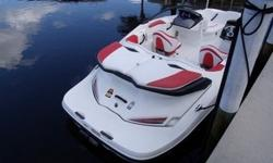I'm selling my 2011 Seadoo 200 Speedster. Its 20' and has Twin 255 HP supercharged seadoo engines. Totaling 510hp. It has low hours, well maintained and never left in the water. It goes 70mph. Always been in heated storage. Comes with New trailer. Very