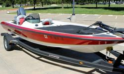 2011 STRATOS 176XT70 HP YAMAHA TROLLING MOTORFULL INSTRUMENTATIONLIVE WELL WITH SEPARATORLOTS OF STORAGEFULLY TESTED AND INSPECTEDLAKE TESTEDEXCELLENT COMPRESSION NUMBERSSHIFTS AND TRIMS AND TILTS PERFECTSTEERING IS GOODNO GOUGES OR DEEP SCRATCHESVERY