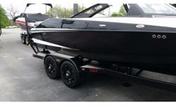 2012 Axis A22,2012 Axis A22, beautiful boat. One owner, well kept and maintained yearly. Garage kept and used in fresh water only. Black and white exterior and light gray & white interior color scheme. This boat was featured in the 2012 Axis brochure that