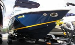 Very clean, 2012 Cobalt 242 25 foot bowrider for sale. This boat looks great inside and out and hasn't even been washed or detailed yet!! It is powered by a Volvo 8.1 liter GI, BIG BLOCK V8 motor with 400 horse power with the Famous Duo Prop outdrive and