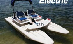 Going green couldn?t be easier! This battery-powered alternative cruiser is whisper quiet and extremely easy to operate thanks to point-and-go steering. The CraigCat® Electric will allow you to get up close and personal with nature like you?ve never