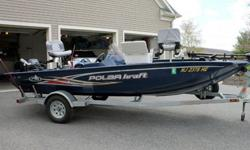 ???????IF YOU HAVE INTEREST IN BUYING PLEASE REPLY WITH YOUR CELL PHONE# AND I CALL OR TEXT BACK FAST!!!????????2012 Polar Kraft Bass boat, trailer, and accessories?Year : 2012?Make : Polar Kraft?Model : TX 165?Type : Bass?Length (feet) : 16.0?Beam (feet)