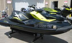 The RXP-X is in great condition and will be ready for the water when picked up or delivered. This is not an easy PWC to find used and yes, Canadians can buy this. It has a few scratches from normal riding conditions, but everything is in good shape. The