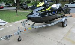 .XXX.X.XX.XX..X.XX.XLike new condition. Adult owned. Always flushed, hand washed and waxed after every use. Always covered. Has 19 hrs. This model is the top of the line. Comes with a 2012 trailer and SeaDoo cover.Like New Condition - Adult Owned - One