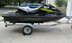 Like New Condition - Adult Owned - One Owner Seadoo RXT-X 260 - Seats Comfortably 3 People Super Fast - 260 Horse Power Supercharged ROTAX Engine 19 Hours2012 Trailer, Cover and 1 Key (Regular Key) Includ~~Delivery can be done anywhere in the country~~