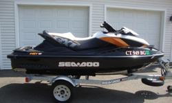 2012 SEADOO RXT IS 260. In like new condition. Adult owned. Always flushed, hand washed and waxed after every use. Never left outdoors. Always covered and garaged. Has 38 hrs. but that may change as I still use it. This model is the top of the line. Has