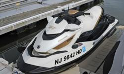 012 SEA DOO GTX LIMITED WAVERUNNER WHITE & BLACK - LIKE NEW - ONLY 37 HOURS1503 XHO Rotax® 4-TEC® 1493 naturally aspirated 4 stroke EngineClosed Loop Cooling System - Digital Induction Ignition - Stainless Steel ImpellerFuel Capacity 18.6 Gallons - Deluxe
