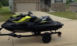 2012 Sea Doo/Bombardier RXP-X 260, HOT ITEM! - Designed to give riders every advantage on the water. Including the psychological one. Every aspect of this never-before-seen machine was meticulously designed to give the rider every advantage on the water.