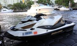 Low hours, ONLY 49 HOURS!! EXCELLENT CONDITION, larger motor, limited edition model, Mint dashboard, not faded or scratched like others, Always docked out of water, Full maintenance performed regularly and meticulously, last 7/20/16, full time dock master
