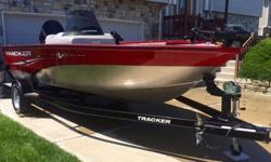 Very low hour fun multi species deep v fishing boat, motor & trailer with many upgrades. Upgrades include 115HP Mercury FourStroke motor, 24V Minn Kota 70lb trolling motor with iPilot & remote, Minn Kota on-board 3-battery charger, towable custom fit