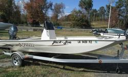 Here is a perfect boat..... Center Console Boat...... Nice Nice Nice.... 8.9 Hours on the motor.... warranty warranty warranty.... not a scratch or a dent...Perfect...perfect...Perfect...the boat has bad low hours.... everything does work...I have taken