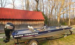 Item relisted for non payment, please by a RESPONSIBLE BIDDER.2013 Bass Tracker 175 TF Pro Team with 60 Hp Mercury four stroke fuel injected engine. This boat is absolutely like brand new with not even a scratch on a prop or the bottom fin. 2 live wells,